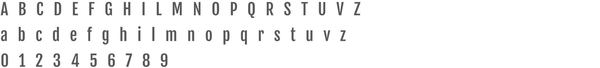 font manifesto zagato 2018