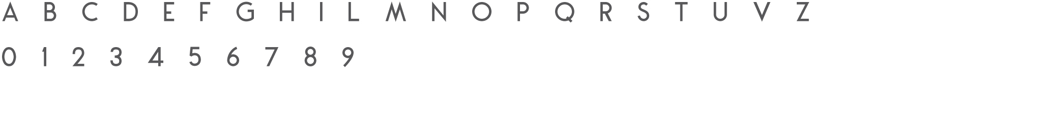 font logo azienda agricola al fusaio