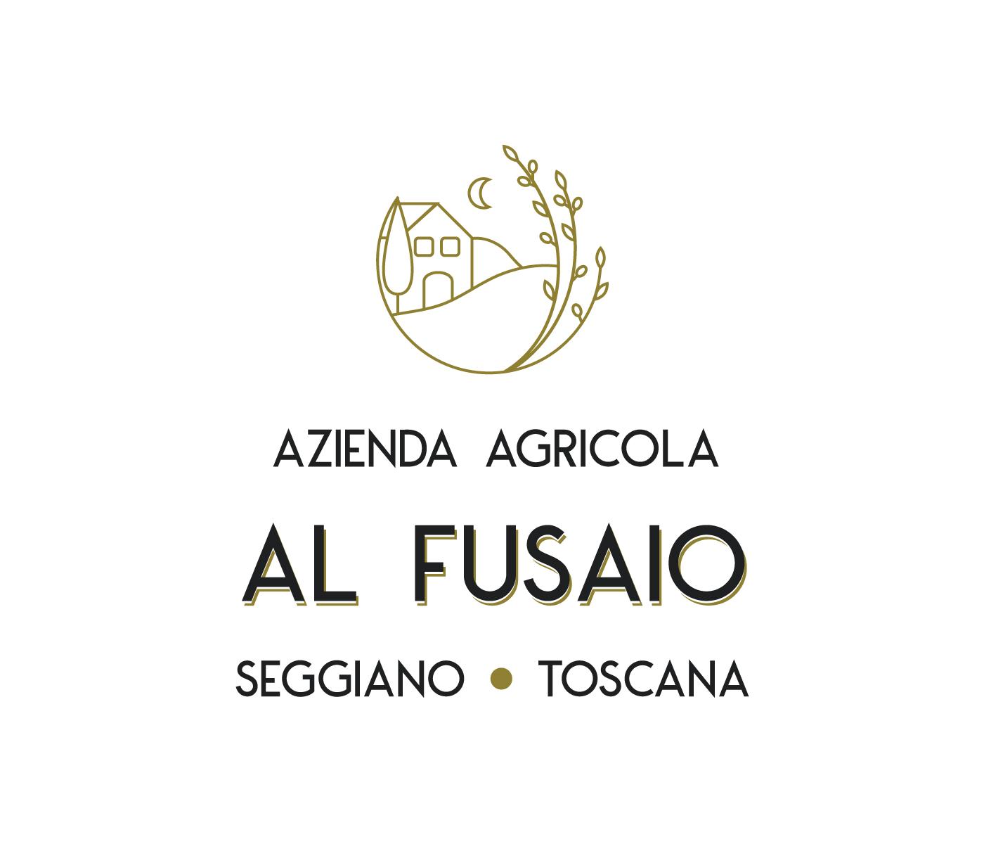 Logo definitivo azienda agricola al fusaio
